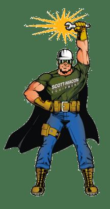 Scott-Macon Equipment Crane Repair Technician